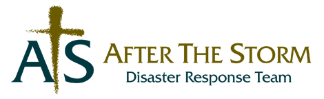 ATS Disaster Response Team is a Christ-centered organization providing structure for those who desire to express His heart by assisting others whose lives have been devastated by the storms of nature.